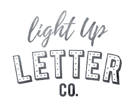 Light Up Letter Co.